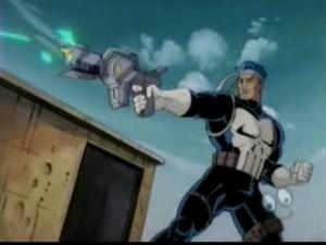 Mojo créé un Punisher virtuel pour combattre Logan